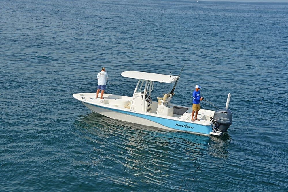 NauticStar 265XTS Extreme Tournament Series - Aqua Marine