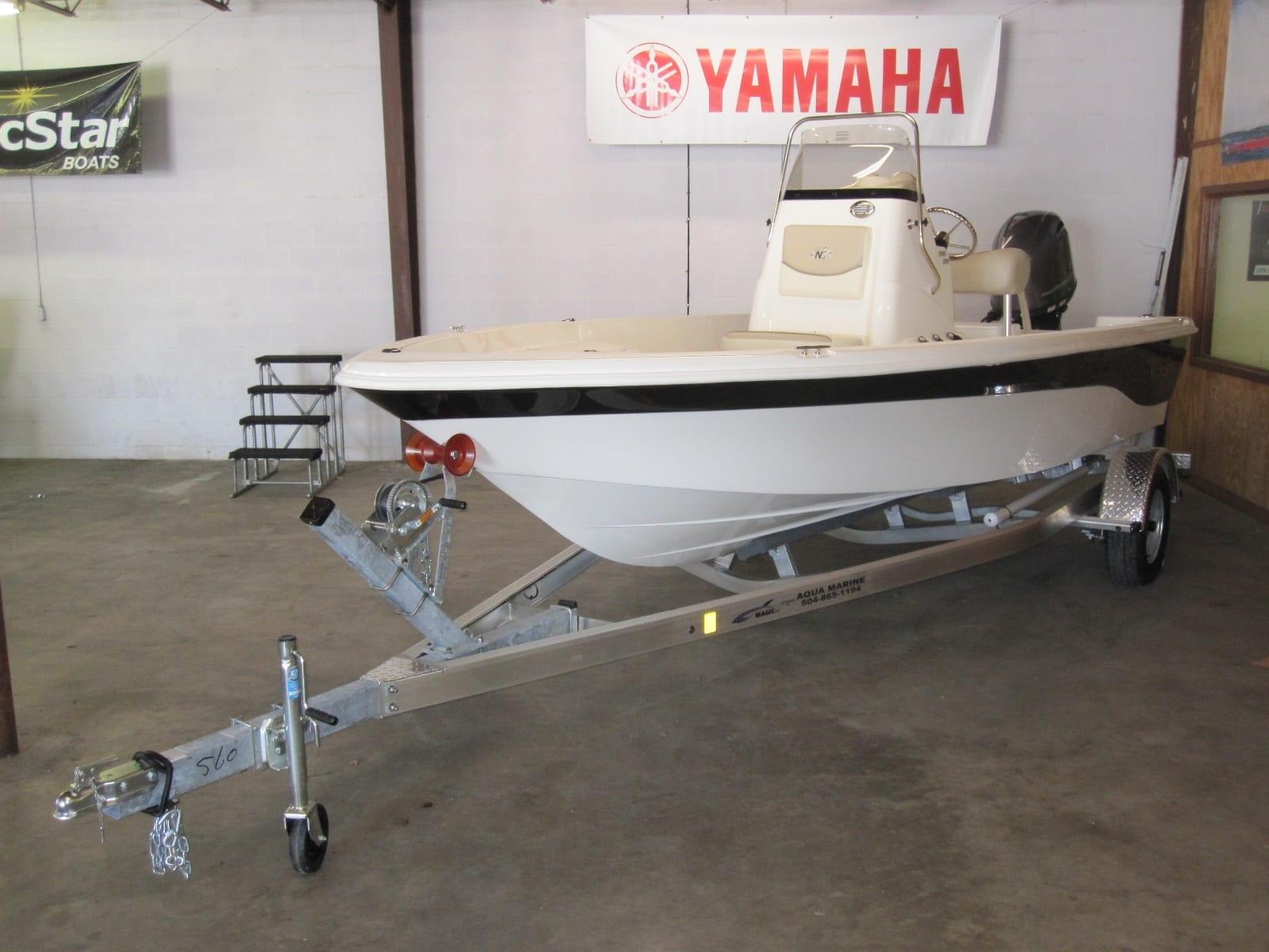 NauticStar 1910 Bay Boat