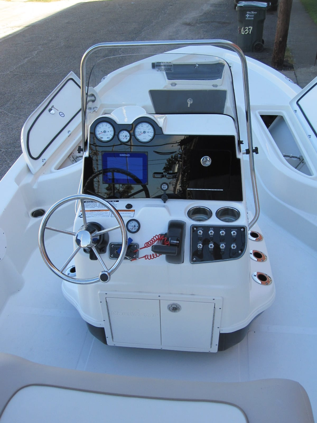 NauticStar 215 XTS F150