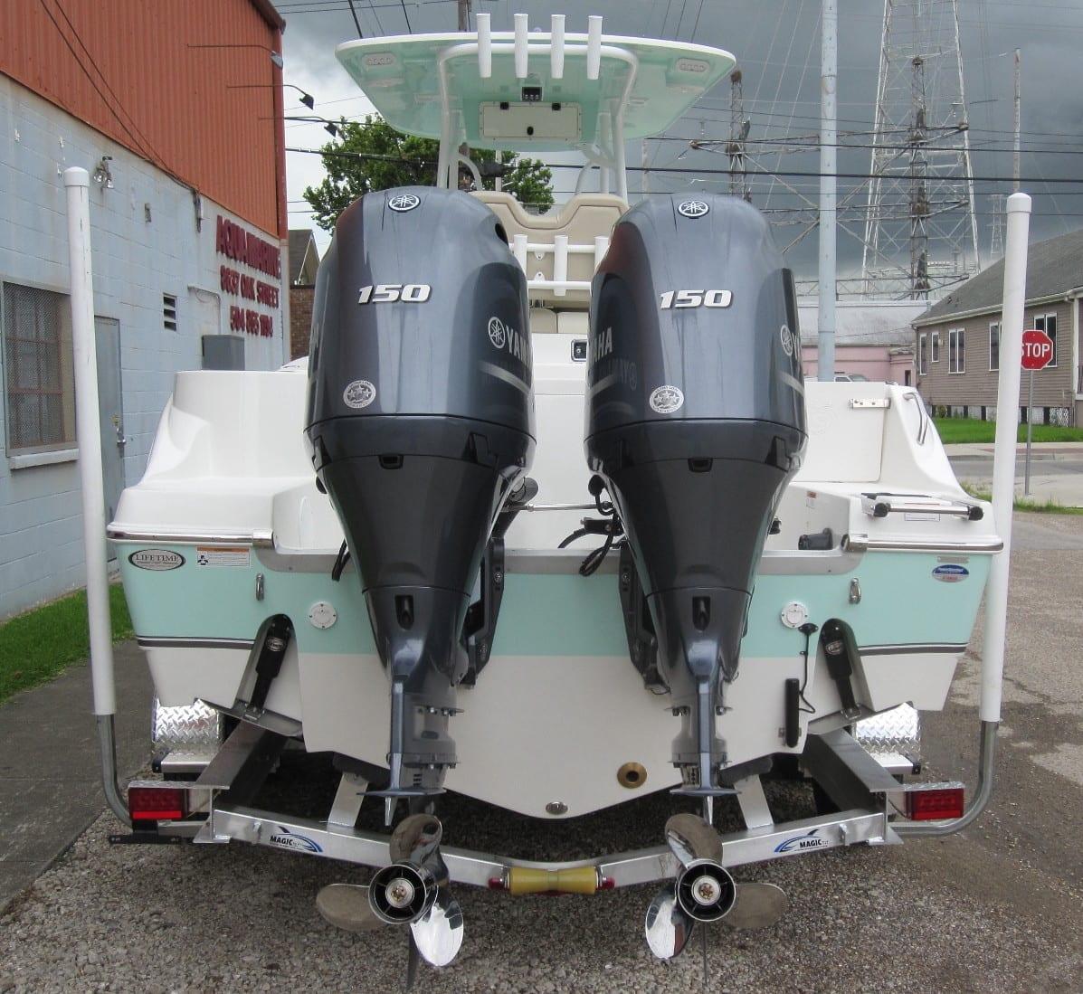 2018 NauticStar 2500 XS