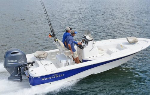 NauticStar Boats 215 XTS SB Water