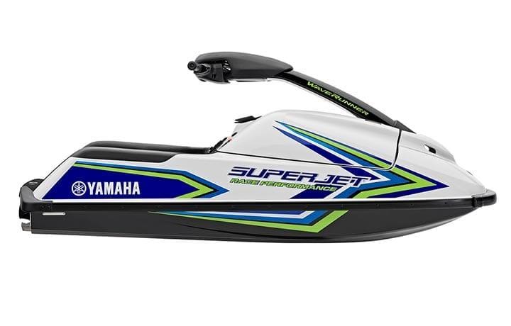 Yamaha SuperJet Waverunner