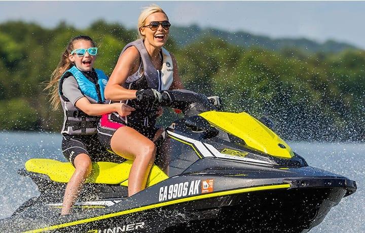 Yamaha Waverunner EX Sport 2019