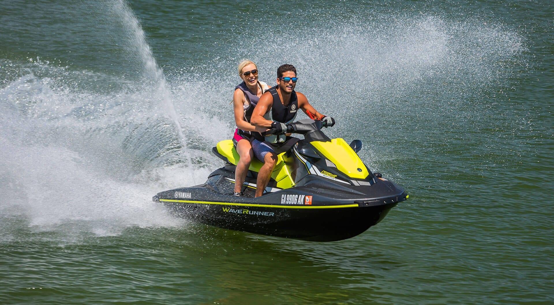 2019 Yamaha EX Sport