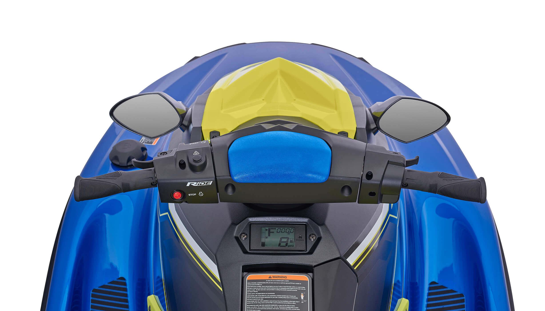 Yamaha EX Deluxe WaveRunner - Aqua Marine New Orleans