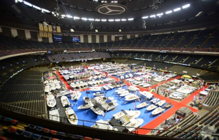 2019 Boat Show In New Orleans