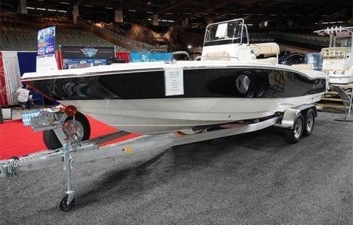 NauticStar 231 Hybrid 2019