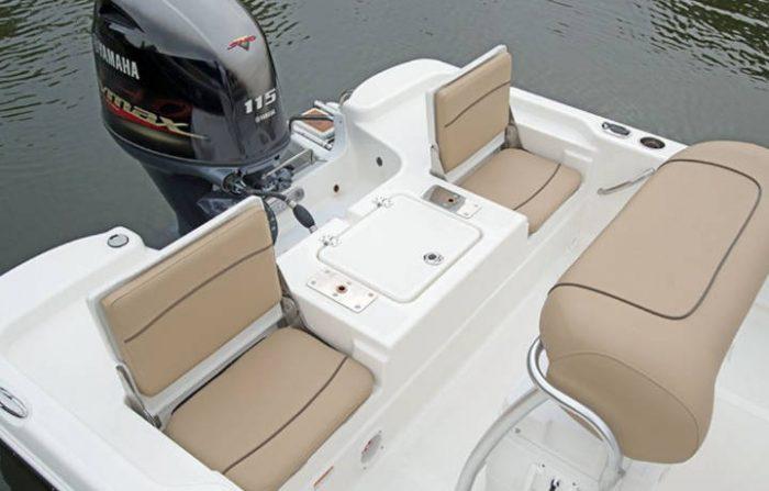 NauticStar Boats 195 BAY Engine