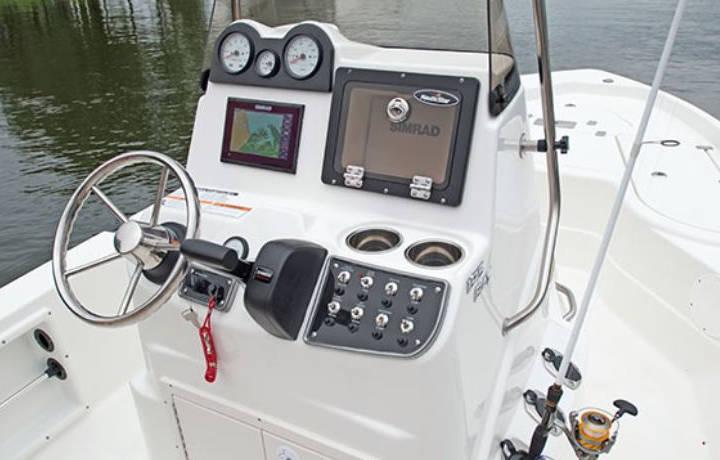 NauticStar Boats 195 BAY Helm