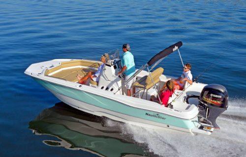 NauticStar Boats 211 Hybrid