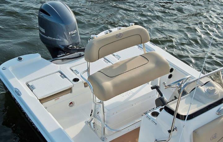 NauticStar Boats 215 XTS Seats