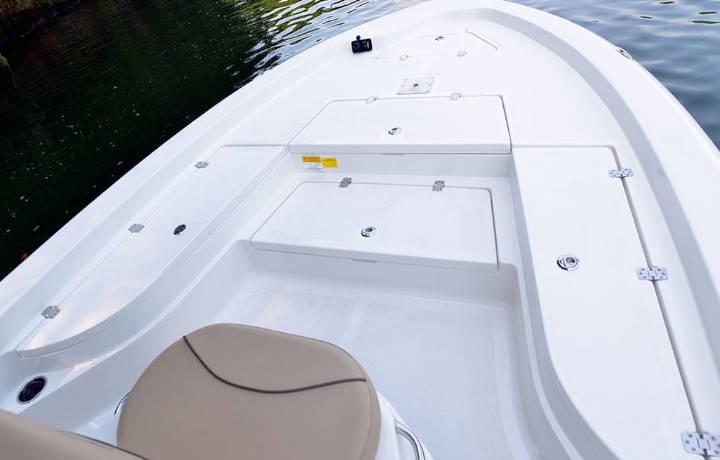 NauticStar Boats 227 XTS Front