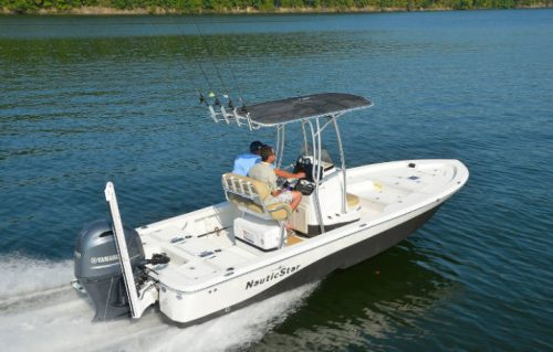 NauticStar Boats 227 XTS Water