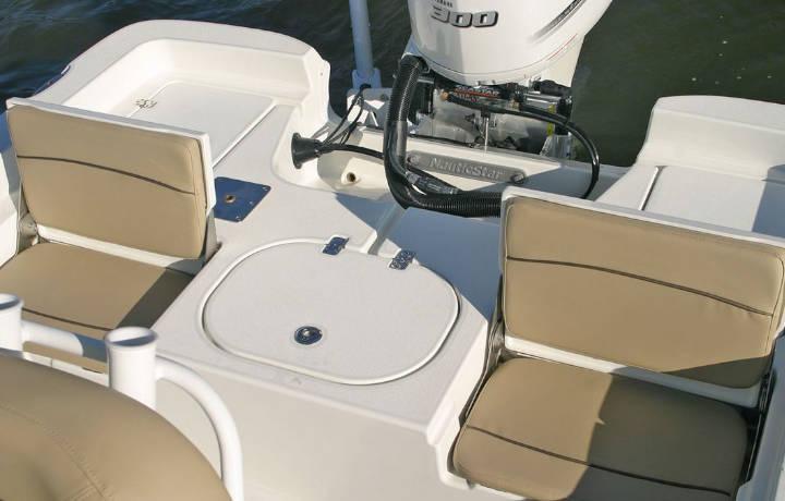 NauticStar Boats 249 XTS Engine