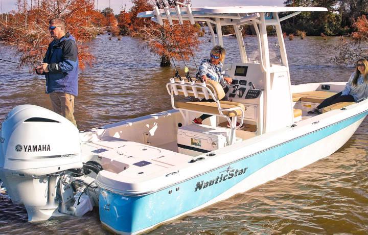 NauticStar Boats 249 XTS