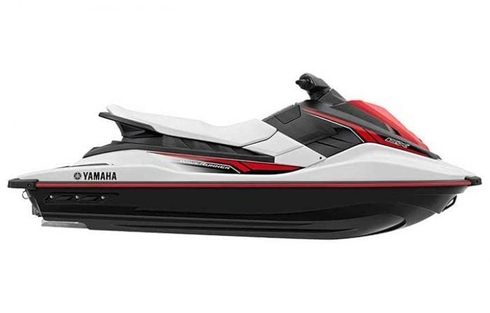 EX Yamaha Waverunner