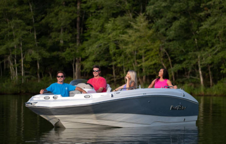 193 SC Sports Boat