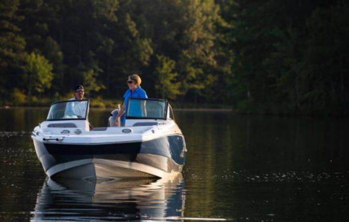 203 DC Sports Boat