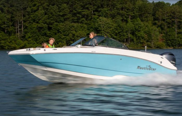 223 DC Sports Boat