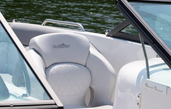 243 DC Sports Boat Seats