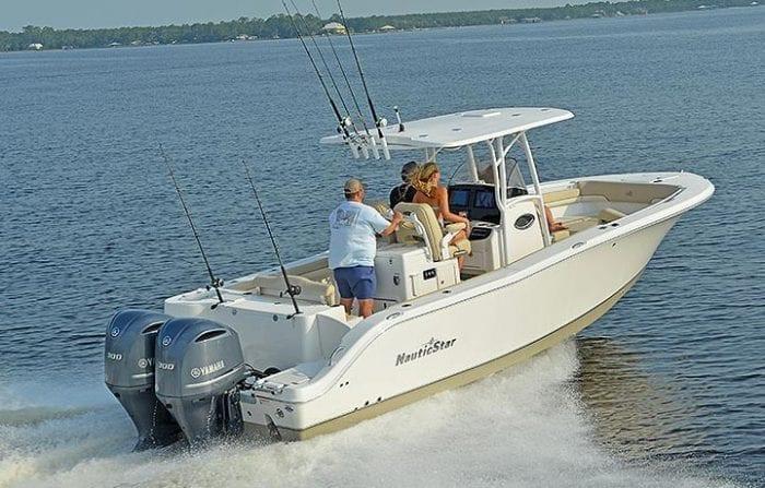 NauticStar 28XS Offshore