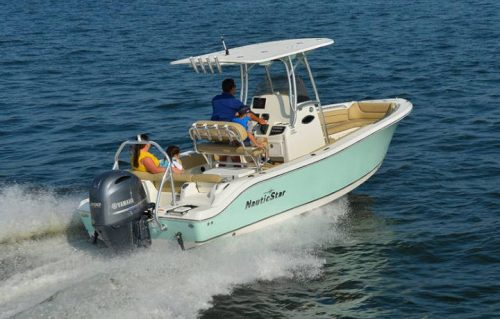 NauticStar Boats 2302 Legacy On Water