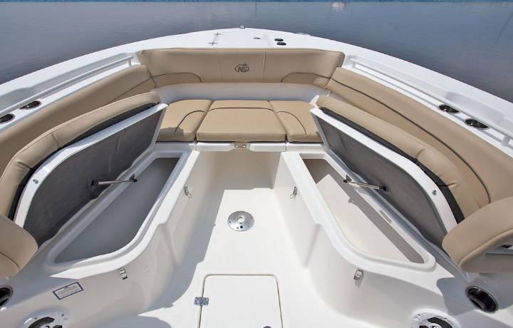 NauticStar Boats 28 XS Legacy Front