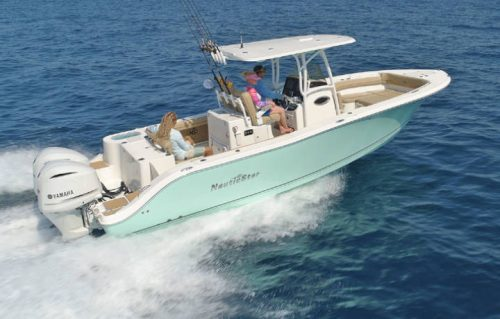 NauticStar Boats 28 XS Legacy On Water