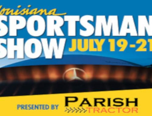 Sportsman Show In The Dome