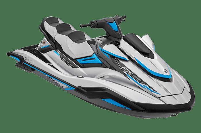 Yamaha 2020-fx-cruiser-ho Waverunner