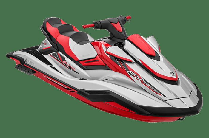 2020 FX Cruiser SVHO Waverunner
