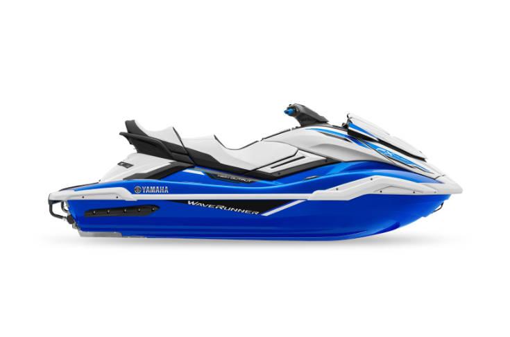 21 FX Cruiser HO Blue and White