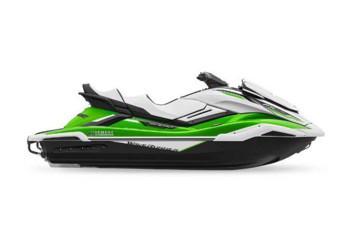 2021 FX Cruiser HO Green and White