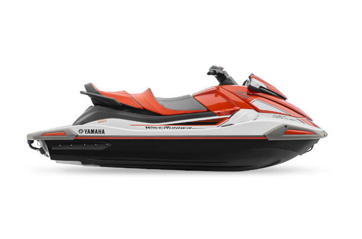 2021 VX Cruiser Red and WHite