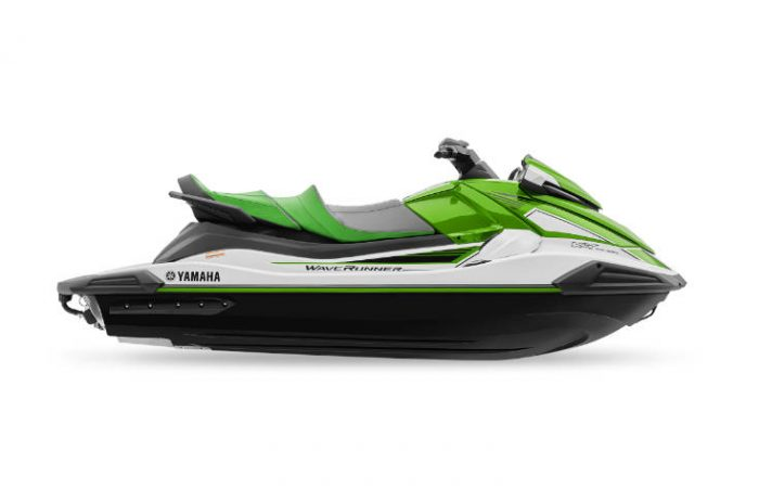 2021 VX Cruiser green and White