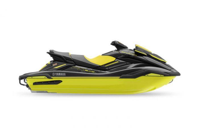 2021 Yamaha FX SVHO Waverunner