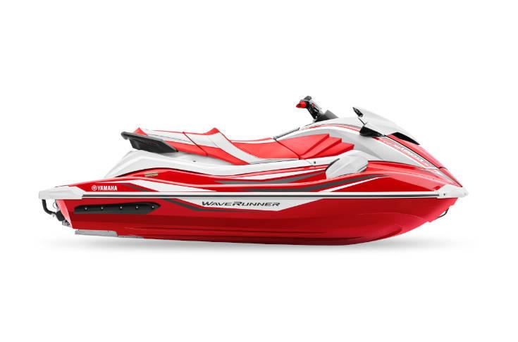 2021 Yamaha GP1800 R Ho Waverunner