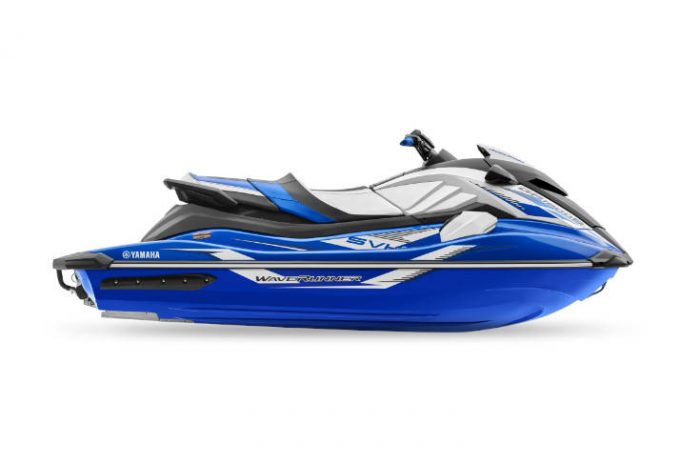 2021 Yamaha GP1800 R SVHO Blue and white Waverunner